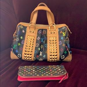 Louis Vuitton Courtney MM bag